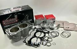 11-14 Polaris RZR XP 900 XP900 Cylinder 93mm Wiseco Pistons & Cometic Gaskets