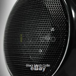 1200W Motorcycle Bluetooth Wireless 4 Speaker Audio System Stereo ATV UTV Can-Am