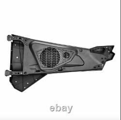 14-20 RZR DOOR SPEAKER ENCLOSURES POLARIS 1000 XP & TURBO 900-S 6.5 inch 1/2