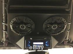2008-2014 Polaris RZR Razor 570,800,900 Radio Stereo Bluetooth UTV 2BBT2BC