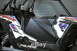 2014-19 Polaris RZR XP1000/900S / XC utv BLINGSTAR ALUMINUM suicide door SET (2)