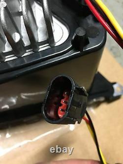 2014-2018 Polaris Rzr 1000 Xp & Turbo Red Led Headlights Conversion
