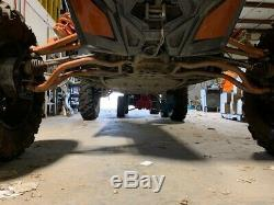 2014 Polaris RZR 900 xp 4 seat seater Built Rock Crawler on Geared Portals