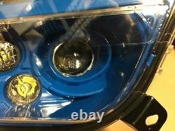 2015-2020 Polaris Rzr 900 & S- Blue Led Headlights Conversion 1000 Xp Style