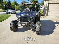 2017 Polaris RZR XPT Turbo LOTs of accessories and mods