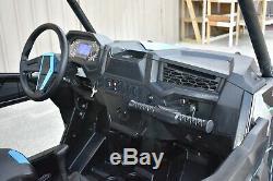 2019 POLARIS RZR XP 4 TURBO EPS 168HP TURBO MINT! #4670 Only 420 Miles