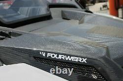 2021 Polaris RZR XP 4 1000 HI LIFTER EDITION 6 PORTALS 20 MSA With 35 OUTLAWS