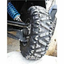 25 TG Tyre Guider ATV/UTV TIRES COMPLETE SET (2) 25x8-12 (2) 25x10-12 BIGHORN