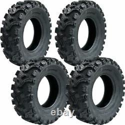 25x8-12 25x10-12 6ply Q355 Atv / Utv Tires (4 Pack)