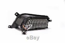 2x CREE ATV LED Headlights High Low Beam Red DRL For POLARIS RZR 900 XP 1000 UTV