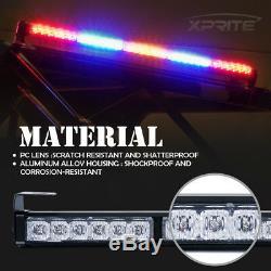 30 Offroad Rear Chase LED Strobe Lightbar Reverse Brake for UTV ATV Polaris RZR