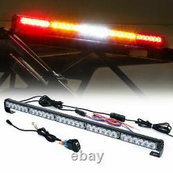 30 Rear Chase LED Light Bar Reverse Brake Running for UTV Polaris RZR Buggy