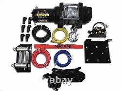 3500lb Mad Dog Winch Mount Combo 2008-2020 Polaris RZR 570 800 (all models)