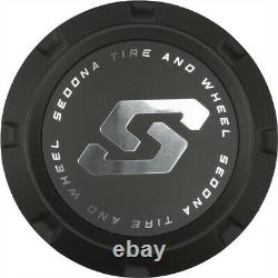 4 ATV/UTV Wheels Set 14in Sedona Split Six Beadlock Bronze 6 4/156 4+3 1KXP