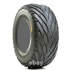 4 GBC Afterburn Street Force ATV Tires Set 2 Front 26x9-14 & 2 Rear 26x11-14
