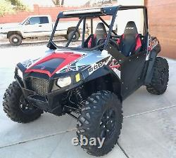4 WHEELS SPACERS ADAPTERS install Polaris RZR 1000 rims onto RZR 800s or 900xp
