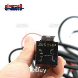 50 288W LED Light Bar+Pods Fit Polaris RZR XP 900 1000 Ranger 800 570 FULL SIZE