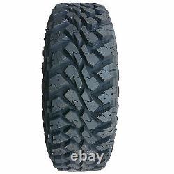ATV Aluminum Rims Tires POLARIS Ranger RZR General Brutus ACE Sportman 14 NEW