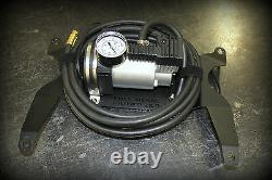Adventure Air Polaris RZR 900 & 1000 BOLT-IN On Board Air Compressor Kit, OBA