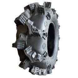 Four 4 Interco Sniper AT ATV Tires Set 2 Front 27x9-12 & 2 Rear 27x11-12