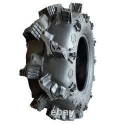 Four 4 Interco Sniper AT ATV Tires Set 2 Front 28x9-12 & 2 Rear 28x11-12