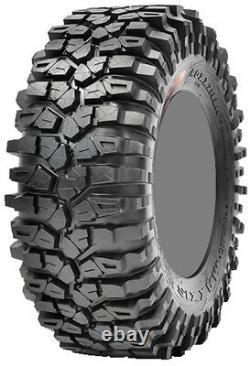Four 4 Maxxis Roxxzilla ATV Tires Set 2 Front 30x10-14 & 2 Rear 30x10-14 Soft