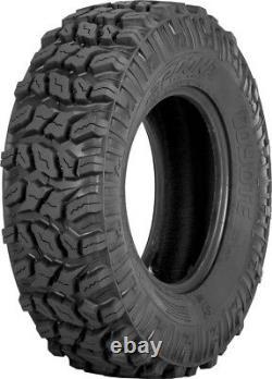 Four 4 Sedona Coyote ATV Tires Set 2 Front 27x9-12 & 2 Rear 27x11-12