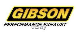 Gibson 98015 Black Ceramic Polaris UTV Dual Exhaust for 2014 Polaris RZR XP