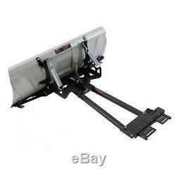 Kolpin Switchblade Utv Snow Plow Adjustable 60 72 Blade Complete Universal Kit
