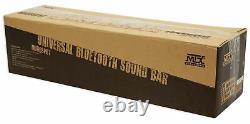 MTX MUD6SPBT Six-Speaker Bluetooth Polaris/ATV/UTV/RZR/Marine Soundbar System