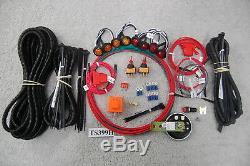 NEW! SXS/UTV LED Turn Signal Kit Polaris RZR Ranger General wHORN STREET LEGAL
