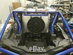Never Enough 2019 Hawk LS3 6.2l 4 speed Polaris RZR 4 600 hp