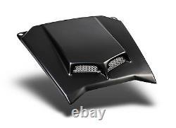New Polaris 2011 2014 Rzr 800 Rzr-s Rzr-4 Xp900 Stealth Black Scooped Hood