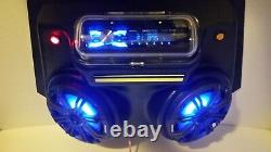 Overhead Stereo Radio Console UTV Polaris RZR Ranger General Golf Cart 6.5 LOUD