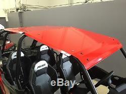 POLARIS RZR XP-4 1000 900 Turbo RED Aluminum Roof Fits 2020 4 seats 2881592AL