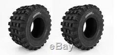 Pair 2 CST Ambush 20x10-9 ATV Tire Set 20x10x9 Cheng Shin 20-10-9