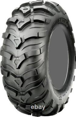 Pair 2 CST Ancla 25x8-12 ATV Tire Set 25x8x12 C9311 25-8-12