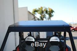Polaris 2014-2020 RZR XP 1000 / Turbo Aluminum Roof Black