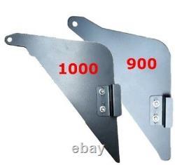 Polaris 2016-2020 RZR 4 Door Turbo XP 1000 Four Door Lower Door Inserts