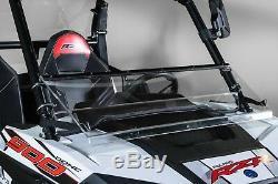 Polaris RZR 900 Full Tilting UTV Windshield 3/16 Models 2015+