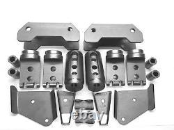 Polaris RZR Bungs XP1000 XP1K 4 seat Cage Connectors / Adapters kit 1 3/4.095