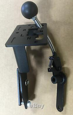Polaris RZR Gated Speed Shifter Fits RZR XP1K, RZR 1000-S, RZR 900 P/N 13188