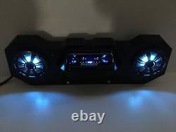 Polaris RZR Razor 1000 2015 900 Radio Stereo Bluetooth 4BBT2RGB