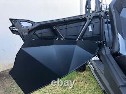 Polaris RZR S4 900/EPS S 1000 EPS Aluminum Lower Half Door Inserts KIT US MADE