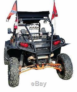 Polaris RZR XP 900 & RZR XP 900-4 mud UTV Fender Flares by MudBusters