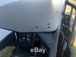 Polaris RZR XP TURBO S / Velocity Aluminum roof 4 seat model 2884087 2019-2020