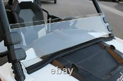 Polaris RZR XP1000 RZR S1000 900S EPS Trail UTV HALF WINDSHIELD 2014 2018