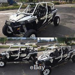 Polaris RZR XP1000 / XP4 / XP1K4 4 Seat Radius Roll Cage UTV Speed
