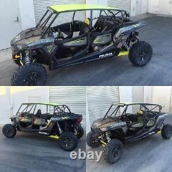 Polaris RZR XP1000 / XP4 / XP1K4 4 Seat Raidius Roll Cage UTV Speed