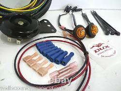 Polaris RZR4 Street Legal Turn Signal Lights Horn Kit DUX RZR LE 4x4 1000 900